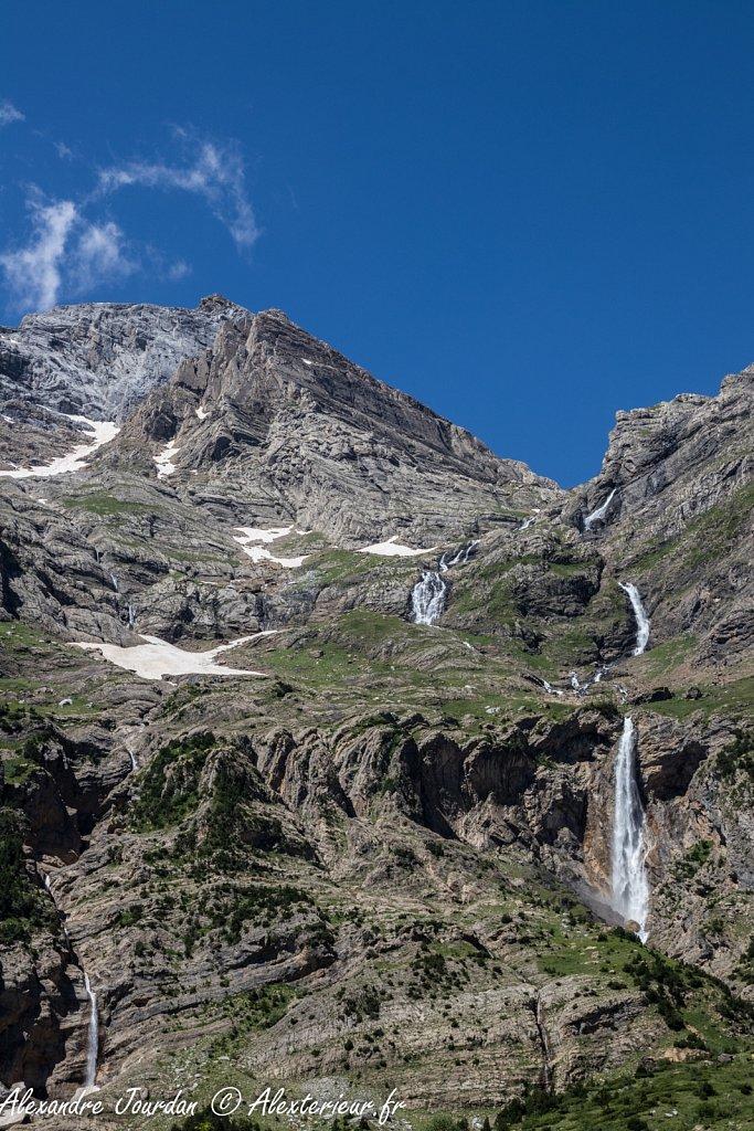 Cascade de Marboré, Parque Nacional de Ordesa y Monte Perdido