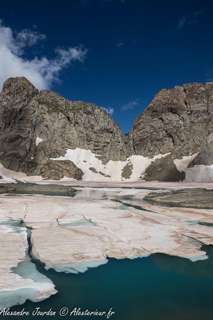 Ibón de Marboré, Parque Nacional de Ordesa y Monte Perdido