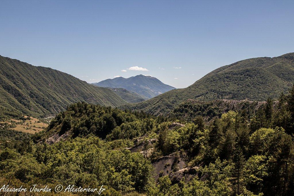 Vallée du Bès et Cousson