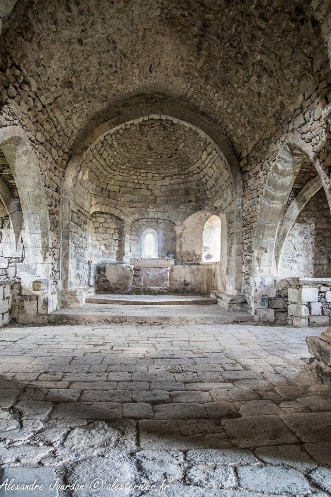 Chapelle Saint-Julien de Chanet, Xe Siècle