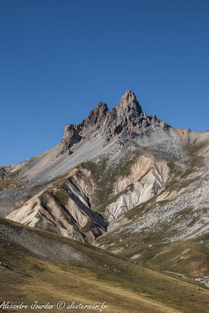 La Tour du Vallon (2809 m)