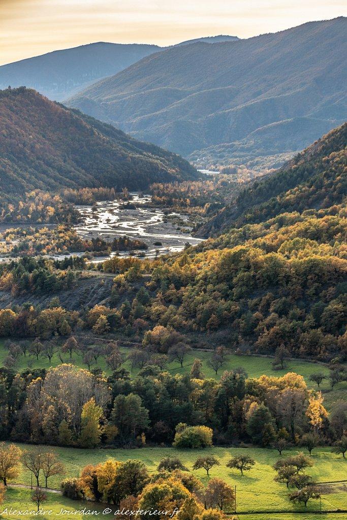 Vallée de la Bléone